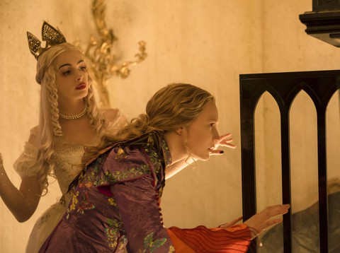 кадр №227558 из фильма Алиса в Зазеркалье