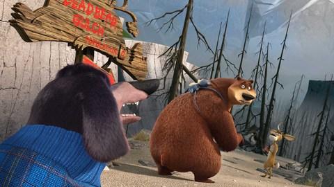 кадр №227605 из фильма Сезон охоты: Байки из леса
