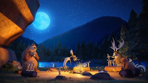 кадр №227607 из фильма Сезон охоты: Байки из леса