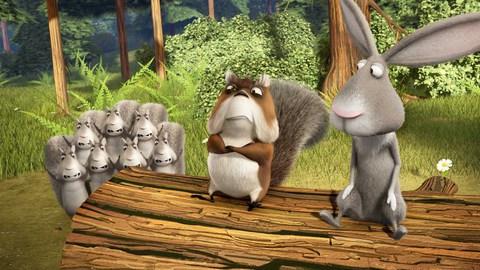кадр №227610 из фильма Сезон охоты: Байки из леса
