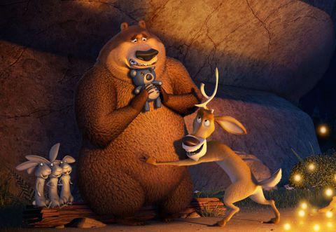 кадр №227611 из фильма Сезон охоты: Байки из леса