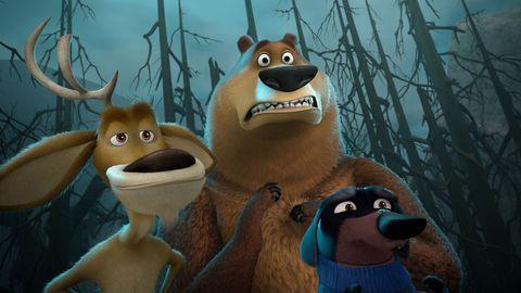 кадр №227615 из фильма Сезон охоты: Байки из леса