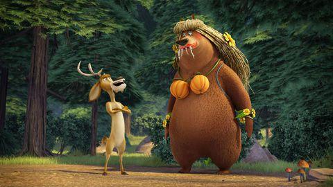 кадр №227617 из фильма Сезон охоты: Байки из леса