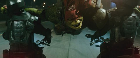 кадр №227697 из фильма Черепашки-ниндзя 2