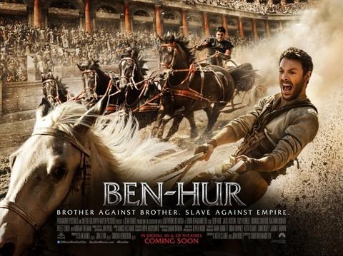 плакат фильма биллборды Бен-Гур