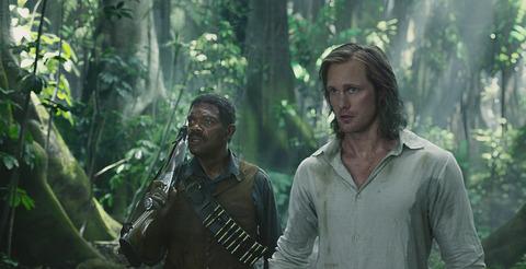 кадр №228473 из фильма Тарзан. Легенда