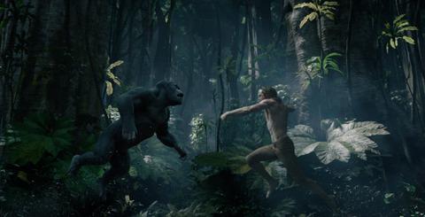 кадр №228479 из фильма Тарзан. Легенда