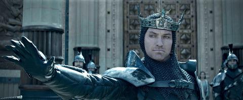 кадр №229027 из фильма Меч короля Артура