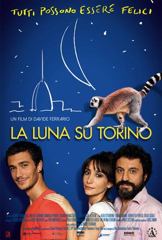 плакат фильма постер Луна над Турином