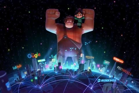 кадр №229657 из фильма Ральф против интернета