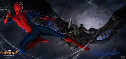 кадр №229674 из фильма Человек-паук: Возвращение домой