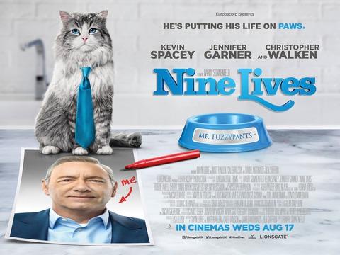 смотреть комедию 9 жизней