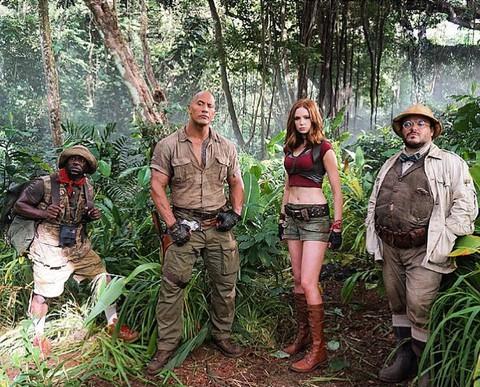 кадр №231663 из фильма Джуманджи: Зов джунглей