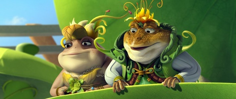 кадр №232224 из фильма Принцесса-лягушка