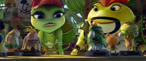 кадр №232228 из фильма Принцесса-лягушка