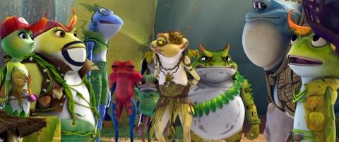 кадр №232235 из фильма Принцесса-лягушка