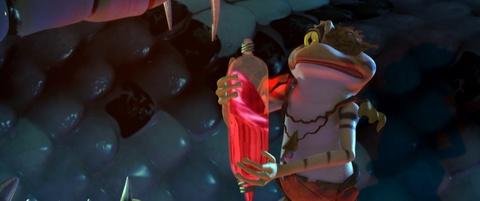 кадр №232237 из фильма Принцесса-лягушка