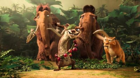 кадр №23243 из фильма Ледниковый период 3: Эра динозавров