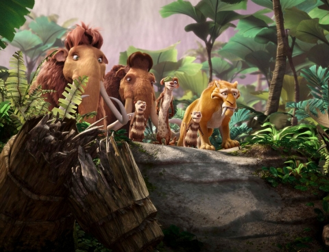 кадр №23254 из фильма Ледниковый период 3: Эра динозавров