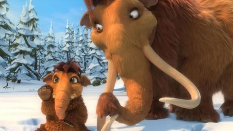 кадр №23258 из фильма Ледниковый период 3: Эра динозавров