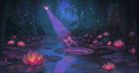 кадр №23262 из фильма Принцесса и лягушка