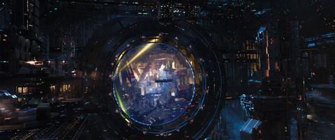 кадр №232759 из фильма Валериан и город тысячи планет