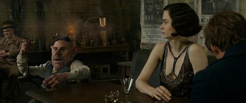кадр №233015 из фильма Фантастические твари и где они обитают