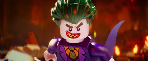 кадр №233087 из фильма Лего Фильм: Бэтмен
