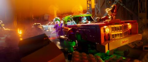 кадр №233088 из фильма Лего Фильм: Бэтмен