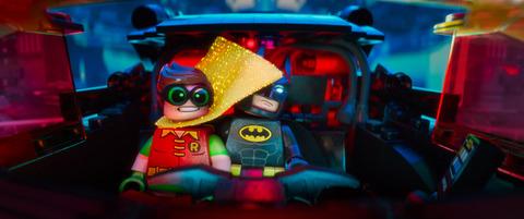 кадр №233090 из фильма Лего Фильм: Бэтмен