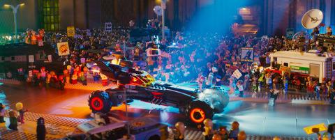 кадр №233092 из фильма Лего Фильм: Бэтмен