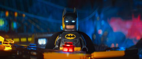 кадр №233093 из фильма Лего Фильм: Бэтмен
