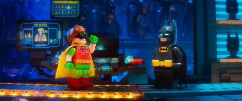кадр №233094 из фильма Лего Фильм: Бэтмен