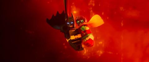 кадр №233095 из фильма Лего Фильм: Бэтмен