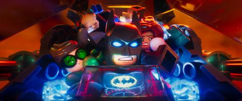 кадр №233096 из фильма Лего Фильм: Бэтмен