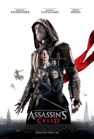 плакат фильма постер Кредо убийцы