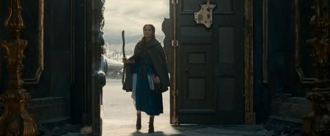 кадры из фильма Красавица и чудовище Эмма Уотсон,
