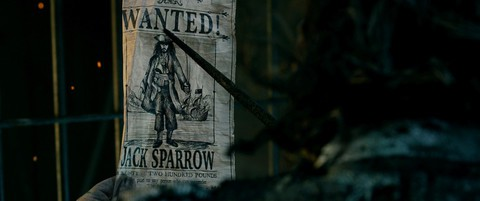 кадр №233137 из фильма Пираты Карибского моря: Мертвецы не рассказывают сказки