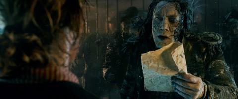кадр №233139 из фильма Пираты Карибского моря: Мертвецы не рассказывают сказки
