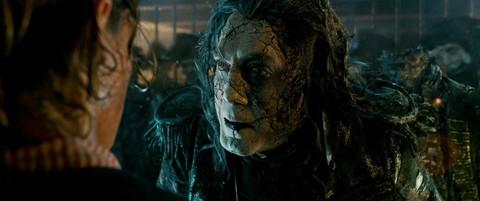 кадр №233140 из фильма Пираты Карибского моря: Мертвецы не рассказывают сказки