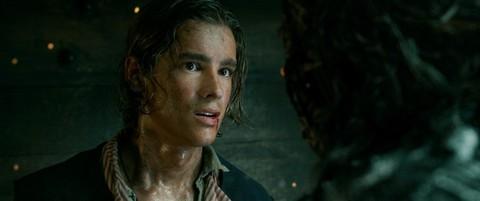 кадр №233141 из фильма Пираты Карибского моря: Мертвецы не рассказывают сказки