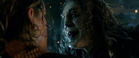 кадр №233142 из фильма Пираты Карибского моря: Мертвецы не рассказывают сказки