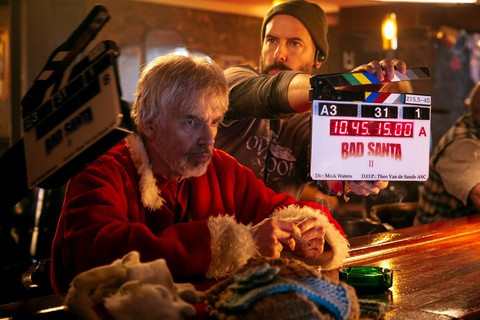 кадр №233450 из фильма Плохой Санта 2