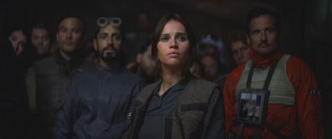 кадр №233608 из фильма Изгой-Один. Звёздные Войны: Истории