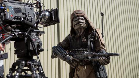 кадр №233854 из фильма Изгой-Один. Звёздные Войны: Истории
