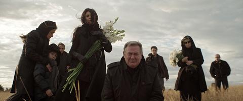 кадр №233873 из фильма Кавказское трио