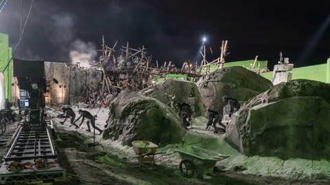 кадр №234179 из фильма Планета Обезьян: Война
