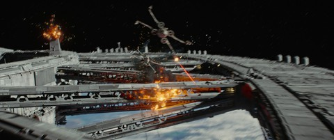 кадр №234250 из фильма Изгой-Один. Звёздные Войны: Истории