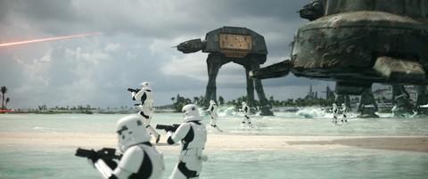 кадр №234253 из фильма Изгой-Один. Звёздные Войны: Истории