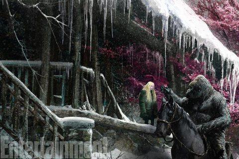 кадр №234372 из фильма Планета Обезьян: Война